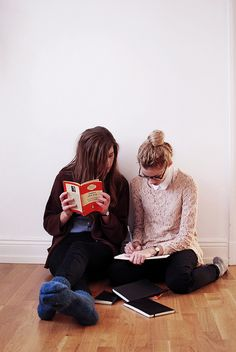 Good book, good friend. Nothing better