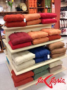 El color de los cojines es esencial para darle m s - Cojines sillas cocina ...