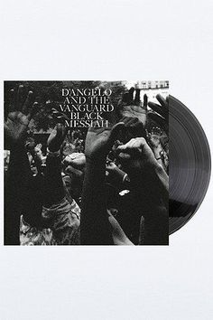 D'Angelo and the Vanguard: Black Messiah Vinyl #covetme #urbanoutfitters