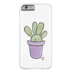 #Cactus Phone Case - #cute #gifts #cool #giftideas #custom