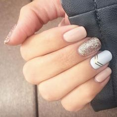 Маникюрный магазин Fancy Nails | Блог - Маникюр в бежевых тонах - fancynails.ru