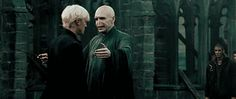 """""""'There was a moment, in the graveyard, where Voldemort's penis and mine sort of…connected.'"""" 