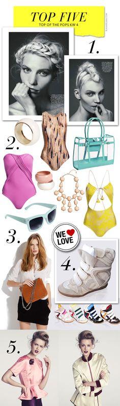Top Five 2012 KW 04
