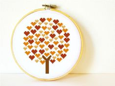 Counted Cross stitch Pattern PDF. Instant by CharlotteAlexander