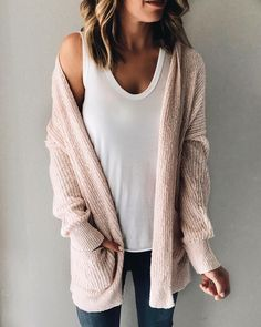 simple + cozy | cardigan, fall, spring, blush pink, fashion inspiration, casual, everyday, day to night, date outfit, minimalist, minimalism, minimal, simplistic, simple, modern, contemporary, classic, classy, chic, girly, fun, clean aesthetic, bright, white, pursue pretty, style, neutral color palette, inspiration, inspirational, diy ideas, fresh, street style, on point, trendy, on trend, glam, tousled, boho, stylish, 2018, sophisticated