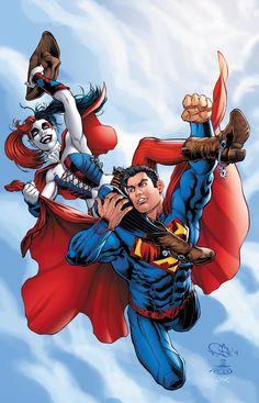 Action Comics #39 variant by Nicola Scott
