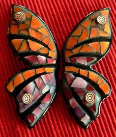 This Butterfly Makes us smile. #tile #love #TileSensations