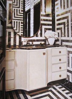 Kelly Wearstler for Ann Sacks tiles