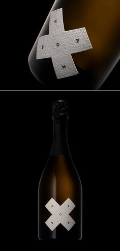 Vox Pop Wine Comes With a Nice Minimal Look — The Dieline | Packaging & Branding Design & Innovation News