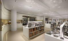 Retail Design | Shop Design | Homeware Store | design supermarket, La Rinascente, Milan.