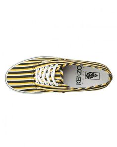 Can't find these Kenzo black and yellow striped sneakers in your city? ==> #WorldCraze