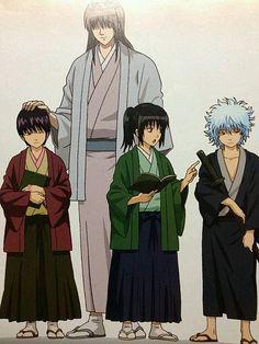 銀魂 幼少期の画像 プリ画像 All Anime, Anime Love, Katsura Kotaro, Wise Monkeys, Okikagu, Childhood Friends, Anime Art Girl, Kawaii Anime, Anime Characters