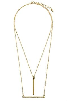 To The Point Necklace