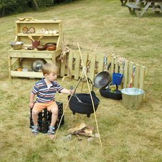 Messy Play Outdoor Furniture Offer