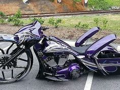 Harley-Davidson : Touring Harley Davidson Streetglide, Lay Frame, 30 inch Wheel,