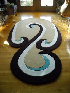 Rug Rats is a trusted name in custom shaped area rugs.