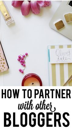 Fun, creative, cost effective ways to collaborate with other blogs that will increase page views and exposure for BOTH of you! No guest posts here!