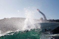 The Surf Channel @TheSurfChannel   Alessandro Slebir tearing up Steamers Lane. Photo: Audrey Lambidakis @zordario