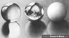 3-Spheres - Escher