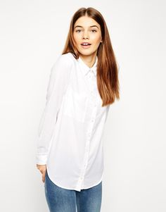 Buy ASOS TALL Soft Casual Shirt at ASOS. With free delivery and return options (Ts&Cs apply), online shopping has never been so easy. Get the latest trends with ASOS now. Silky Dress, Asos Petite, Fall Outfits For Work, Latest Outfits, Latest Clothes, Shirt Shop, Mannequin, Pretty Outfits, Blouses For Women