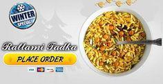Ratlami Tadka's Special Spicy Winter Namkeen taste it ! enjoy it !   http://www.ratlamitadka.com/