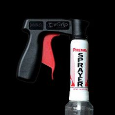 Can convert any regular paint into spray paint. vGrip Universal Handle| Preval US