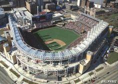 Progressive Field (Jacobs Field) Cleveland, OH