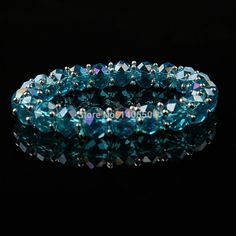free shipping original packing women brand designer hand catenary bracelets bangles 2015 New Arrival Sequin red blue for jewelry