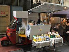 food truck, chai wallah, tea shop