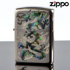 Zippo Lighter Armor Shell Dragon Both Sides Etching Japan Model for sale online Cool Lighters, Luxury Pens, Models For Sale, Japan Model, Light My Fire, Smoking Accessories, Zippo Lighter, Fire Starters, Cigar