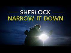 Amazing fan video. Season 3 spoilers. Sherlock BBC || Narrow It Down - YouTube