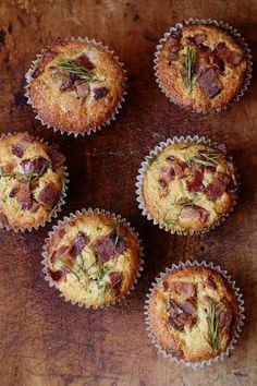 Bacon Cheddar Muffin Recipe