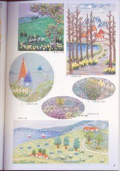 小宝妈_新浪博客 - Embroidery Country House F