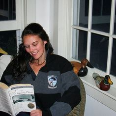 The wind is howling tonight...great background to #theshippingnews #nantucket #wearingwhales  #rugbyshirt #bookworm #bookstagram