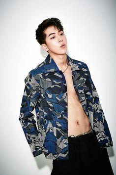 Nam Joo Hyuk – The Star Magazine August Issue '15