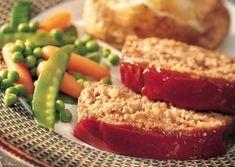 LEZZETLİ ET #DİYET #YEMEKLERİ Best Meatloaf, Turkey Meatloaf, Meatloaf Recipes, New Recipes, Favorite Recipes, Healthy Recipes, Turkey Recipes, Recipies, Drink Recipes
