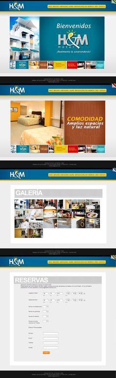 Web Hotel H Palmira www.hotelhympalmira.com #lamisionpublicidad