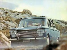 Fiat 1500 #maserativintagecars