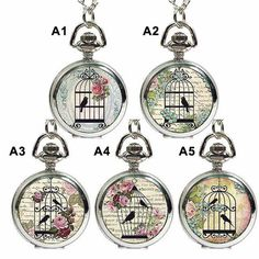 Ask Alice has a range of cute and unique pendant fob watches in a multitude of fun and artistic designs. Each pendant fob watch comes with a chain and long life battery. Watch Necklace, Pendant Necklace, All Gifts, Online Gifts, Pocket Watch, Alice, Stationery, Watches, Chain