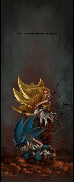 I've been wondering this for quite some time: What is the story of Fleetway Sonic? Can anyone tell me?
