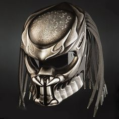 Details Predator helmets Basic Helmet NHK (Full Face) Surely that's been with the National Indonesia (SNI) Additional accessories such as Laser with on / off switch is up to 30 meters. »To the manufacturing process Predator Helmets, finish...