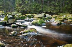 Šumava - Vydra Magical Forest, European Countries, Ghost Stories, Mountain Range, Czech Republic, Homeland, Travelling, Waterfall, National Parks