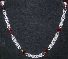 My friend's Etsy page - chain maille jewelry by Lonewolfchainmaille