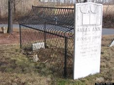 7 Creepy Unsolved Mysteries--can't believe i went to bloomsburg university and never knew about the caged graves in catawissa.