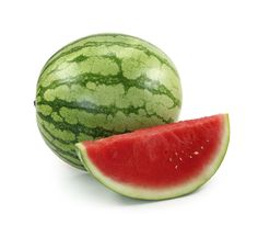 I love water melon