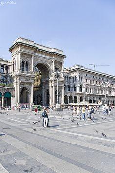The Arcade - Milan, Italy