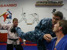 Sambo môn võ sát thủ của đặc nhiệm Nga