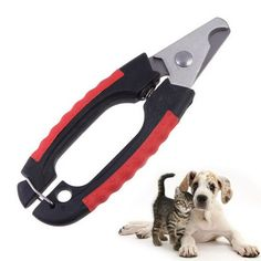 Free Dog Cat Puppy Pet Professional Nail Clipper Animal Nail Scissor Nail Cutter ASLT