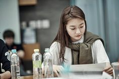 Park Bo Young, Jo Jung Suk, and Kim Seul Gi hold first script reading for tvN comedy Oh My Ghost Snl, Ex Girlfriend Club, Oh My Ghostess, Queen Of The Ring, Comedy, Jung Suk, Park Bo Young, Korean Wave, Low Self Esteem