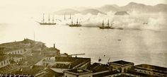 Brazilian Fleet 1870s
